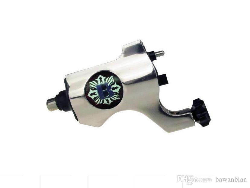 New rotary tattoo machine Bishop style tattoo machine for ink cups tips kits