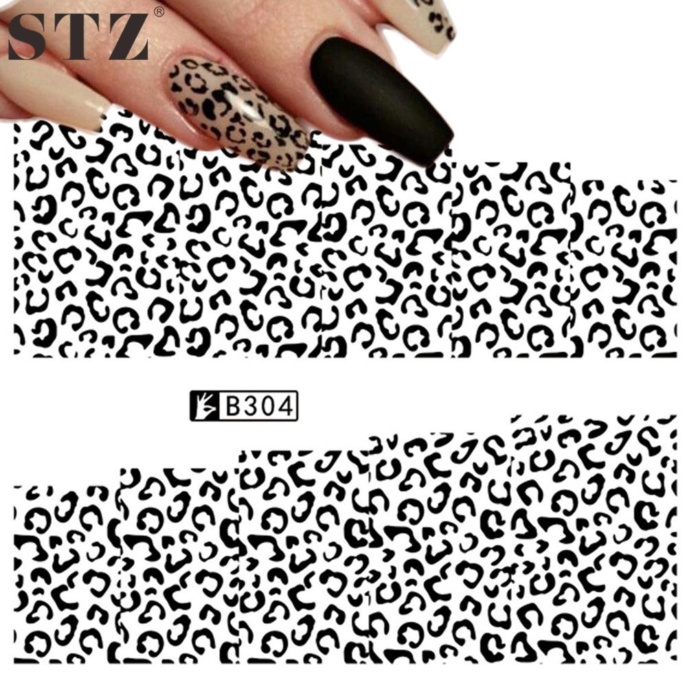 Wholesale Stz 1 Sheets Retail Lowest Price Nail Art Sticker Water ...