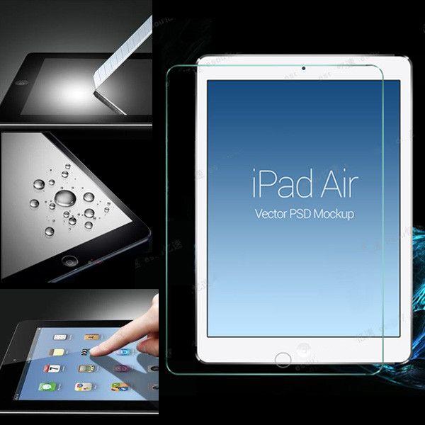"Explosion-Proof Premium Soft Film Screen Protector Guard Fr iPad Pro 9.7/"" 5//6 IH"