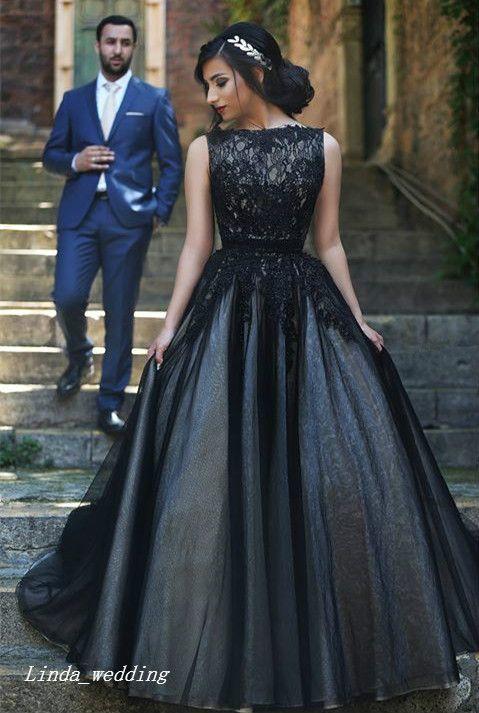 2019 African Black Lace Prom Dress Una Linea Tulle Senza Maniche Formale Vestito Da Occasioni Speciali Abito Da Sera Del Partito Plus Size abiti da festa