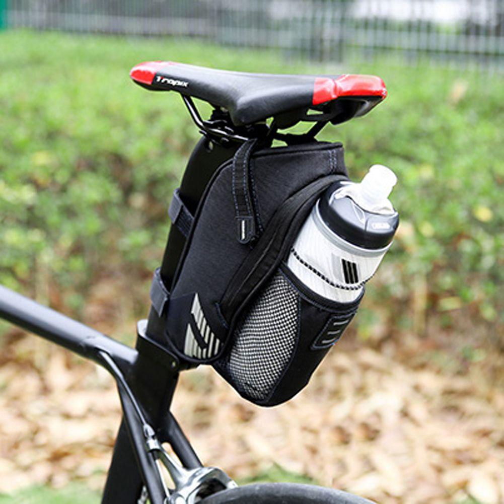Großhandel Fahrrad Satteltasche Mit Wasserflasche Tasche Fahrrad ...