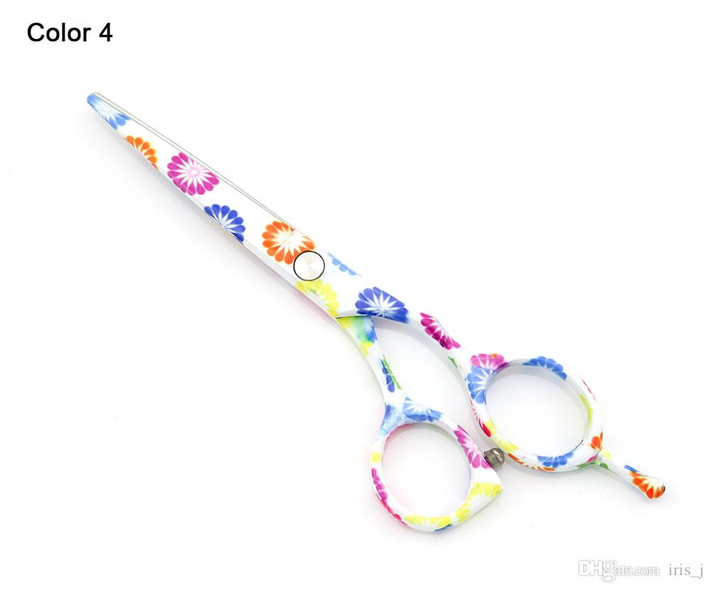 Brand New Phoenix hair cutting scissors 5.5 Inch cutting shear Hydrographics surface for choices