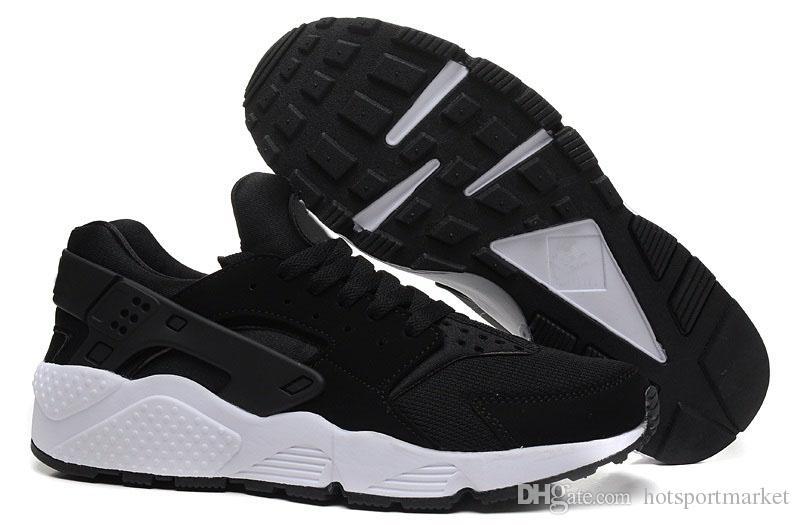 Air Huarache Ultra Running Shoes For Men Women,Woman Mens Black White Air Huaraches Huraches Sports Sneakers Athletic Trainers