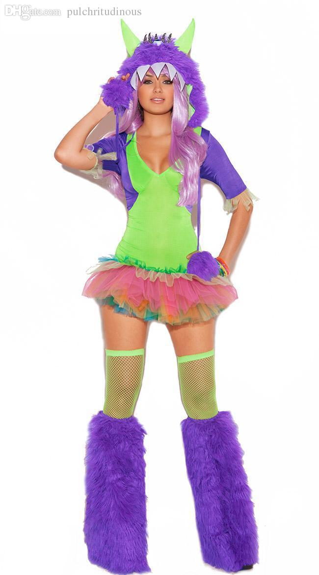 Sexy monster costumes