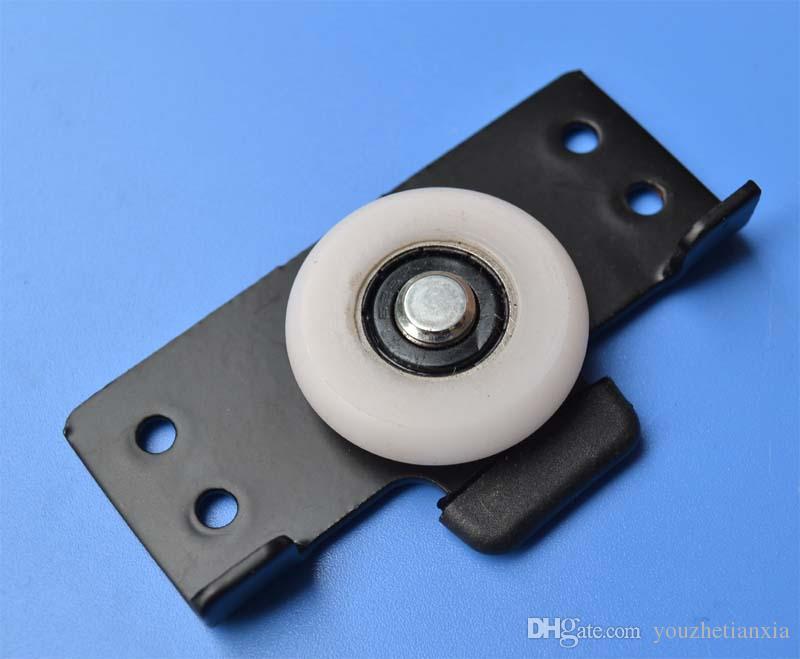 meubles de positionnement poulie poulie de poulie nylon énergie épargne tiroir tiroir armoires mouette de porte coulissante