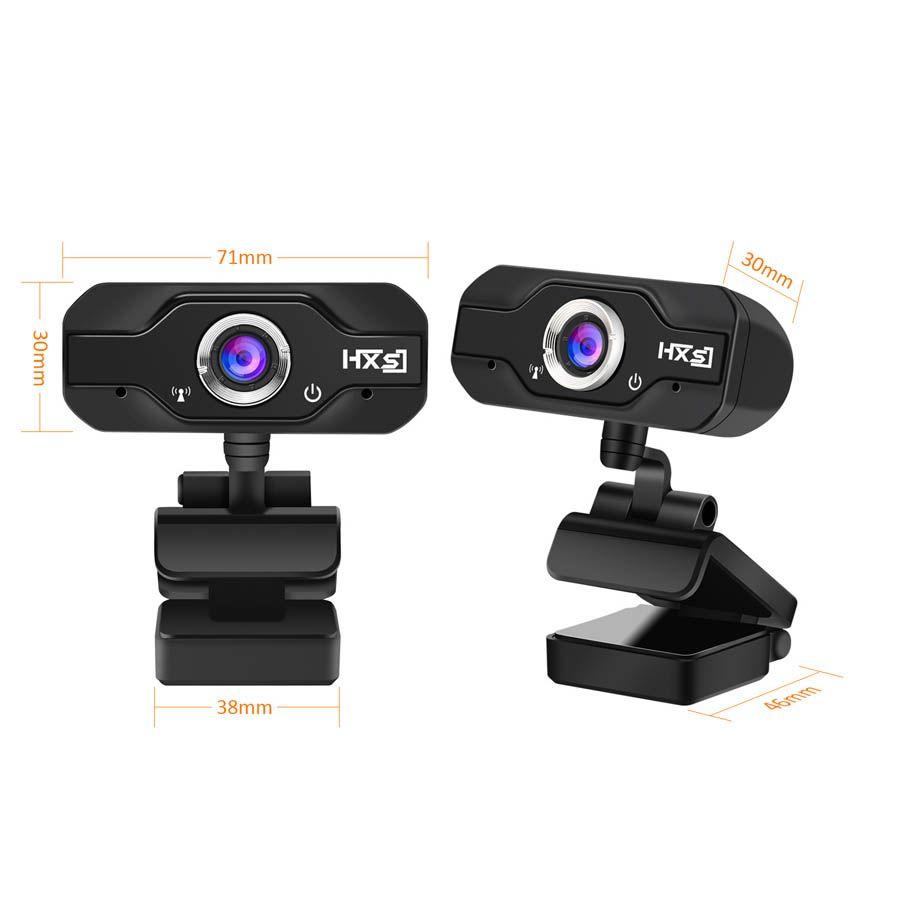 Webcam 720P HD Web Cameras Girevole 1280 * 720 Computer Web Cam Camera PC con microfono Microfono Android TV Box Laptop Netbook