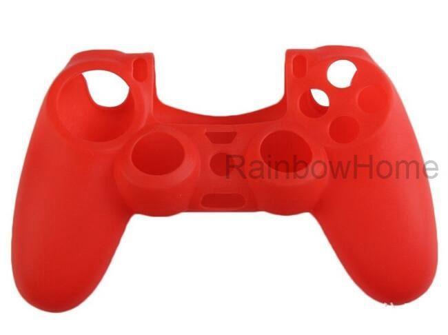 부드러운 실리콘 젤 고무 보호 슬리브 케이스 피부 PlayStation Dualshock 4 PS4 PS3 Xbox 360 무선 컨트롤러 게임 패드