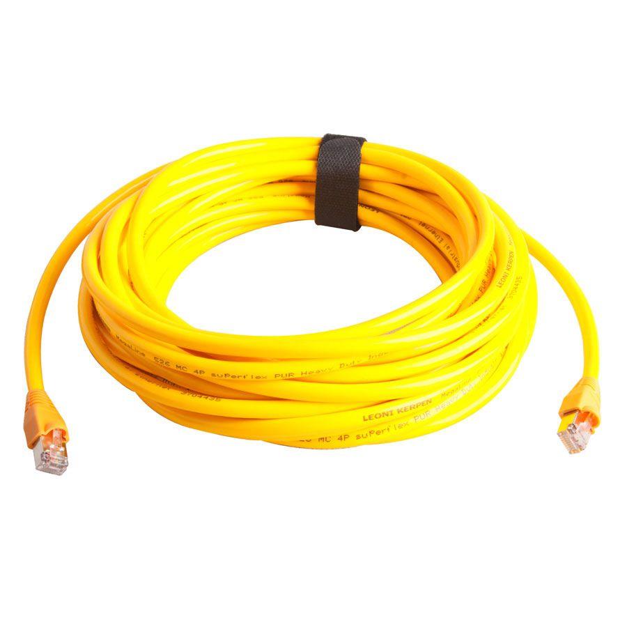 2016 кабель Lan хорошего качества для BMW ICOM 10 метров для автомобиля BMW ICOM диагностирует разъем для кабеля LAN BMW ICOM