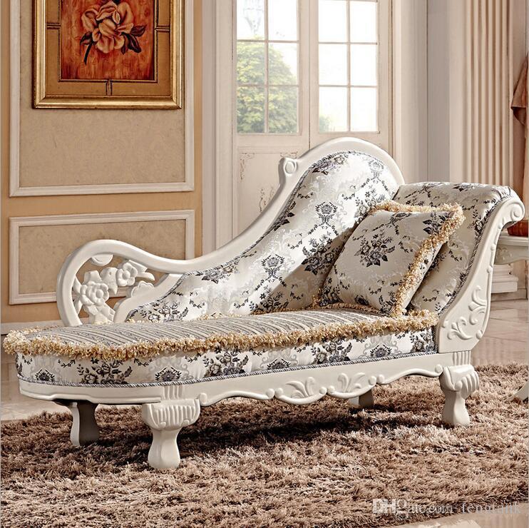 Großhandel Heißer Verkauf Neue Ankunft Sofa Französisch Design Stoff