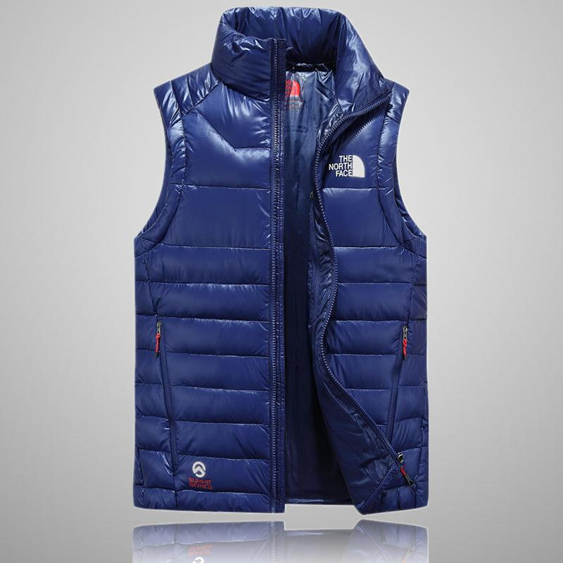 Top Quality Winter men Down Hoodies NORTH Jackets Camping Windproof Ski Warm Down Coat Outdoor Casual Hooded Sportswear FACE vest 505