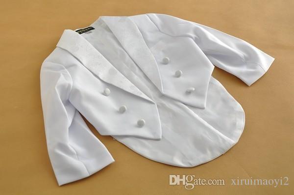 بيبي بوي خمس قطع مجموعة ملابس الأطفال سهرة الاطفال بدلة الزفاف الرسمي طفل الفتيان الحلل الدعاوى أسود أبيض 1-4 طن