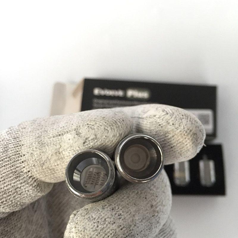 Authentische Yocan Ersatzspulen für Yocan Evolve Yocan Evolve Plus Kit QDC Quarz Doppelspulen Keramik Donut Spulen Kostenloser Versand