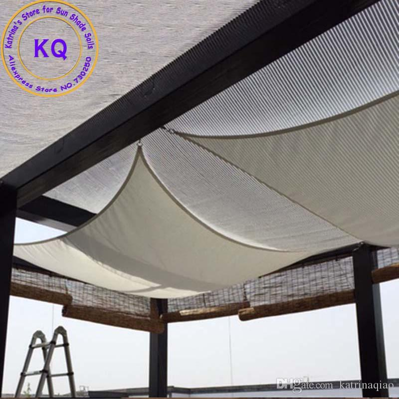 Square 3 6 X 3 6m Customize Sun Shade Sail Coolaroo Outdoor