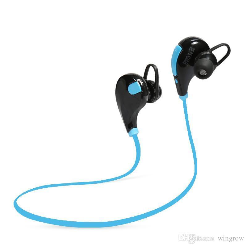 QY7 Auriculares H7 Auriculares Bluetooth para deportes en los auriculares ear ear auriculares inalámbricos auriculares ecouteur para samsung / iPhone / Huawei / HTC
