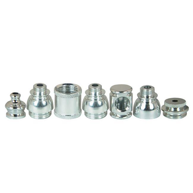 Алюминиевая курительная трубка, 75*40 мм, алюминиевая труба камеры для карманной трубы, Бесплатная доставка