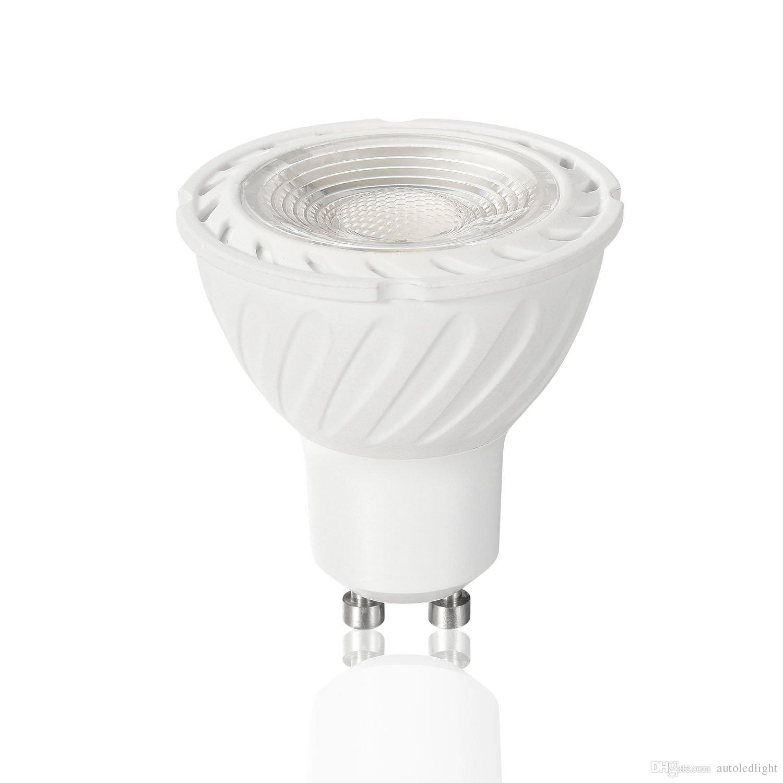 Cob Led Lamp 7W Dimmable GU10 MR16 Led spot Light Spotlight led bulb downlight lighting warm cold white