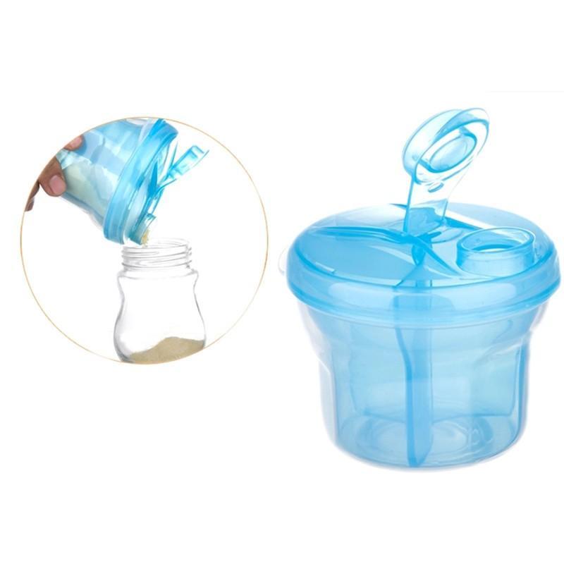 Best 3 Layer Portable Baby Milk Powder Formula Dispenser Container