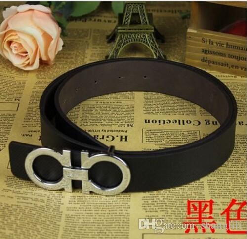 2017 New Arrival Korea Style High Quality Hot Selling Fashion Designer Brand Imitation Leather Belt for Male Female