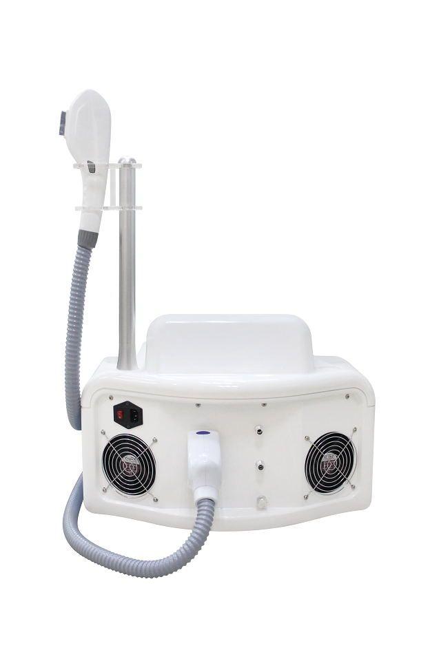 máquina portátil del retiro del punto del rejuvenecimiento de la piel del shr ipl IPL para la depilación