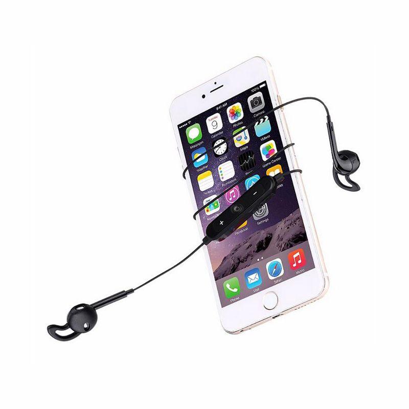 S6 беспроводная связь Bluetooth наушники стерео звук гарнитура Спорт Runnning наушники Hand Free для iphone Samsung смартфоны