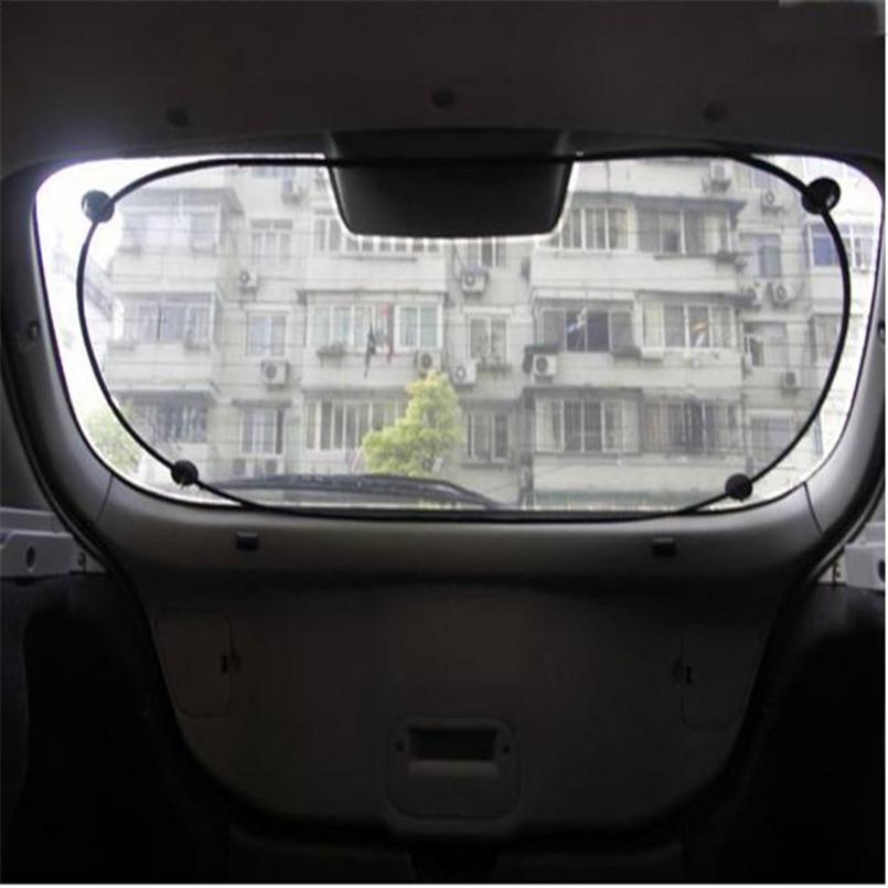 Wholesale Tech Car Rear Window Sunshade Sun Shade Cover Visor Mesh Shield  High Quality Car Styling Car Accessories Auto Window Shades Side Auto  Window Sun ... b26b5bda4fe