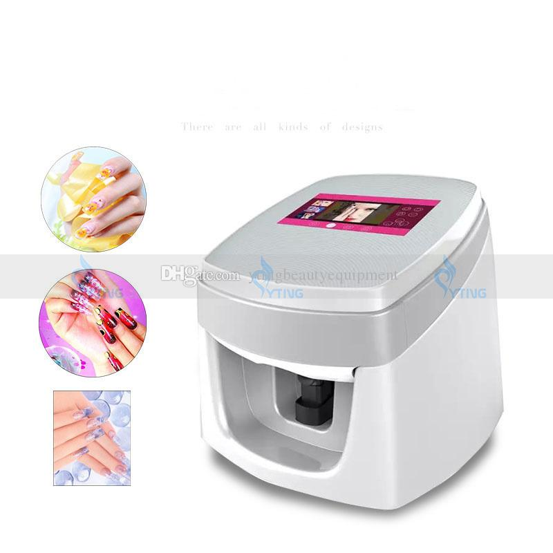 2017 Automatic Nail Painting Machine Multifunction Portable Mobile ...
