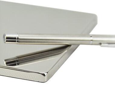 Mirror Silver Metal Handbag Display Stand Adjustable Handbag Rack Double Sides Handbag Holder bag holder rack