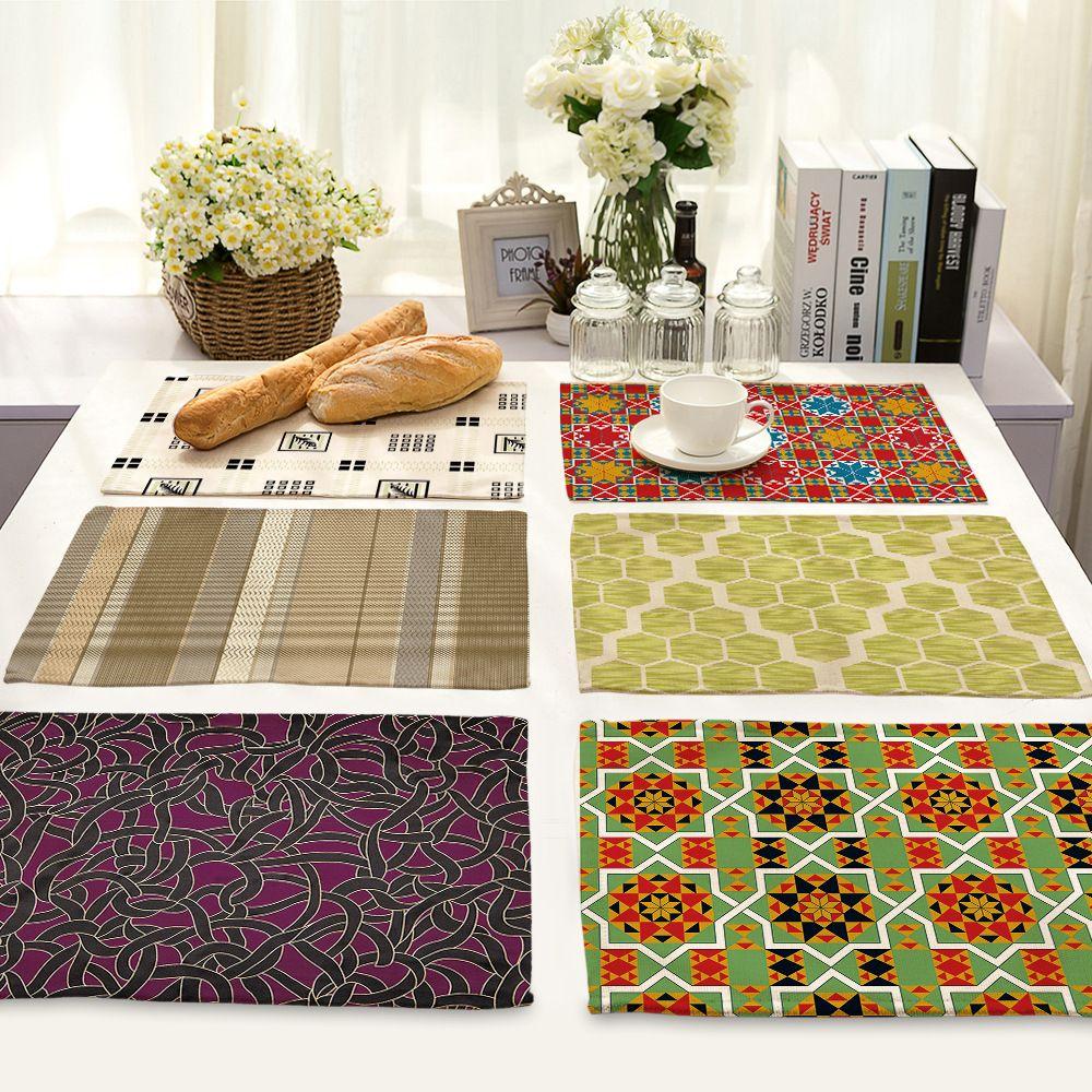 2018 Hot Sale Beautifufl Home Kitchen European Simple Square Table ...