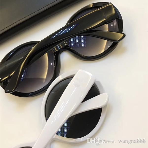 M1 Sunglasses Fashion Women Brand Deisnger Popular Full Frame UV400 Lens Summer Style Round Frame black Color Top Quality Come With Case