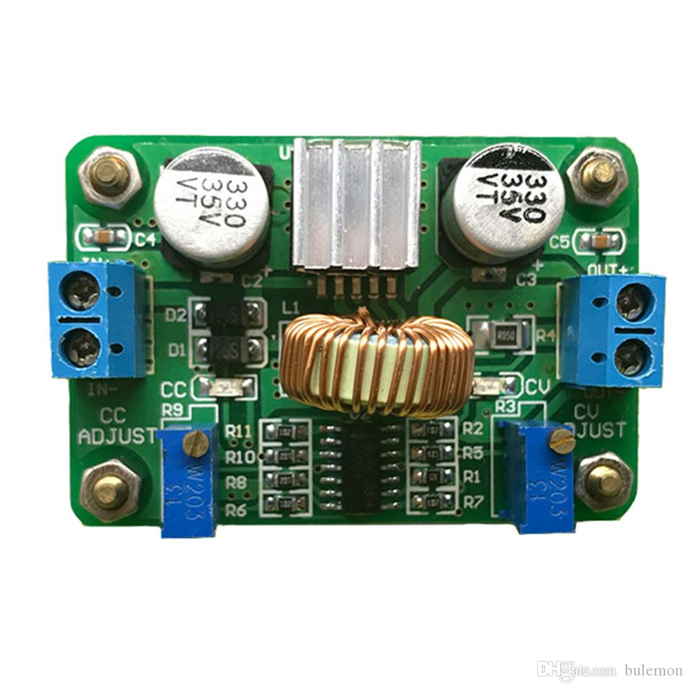 2018 Dc Adjustable Power Module Constant Voltage And Current Led Ltc1871 100w Boost Step Up Drives From Bulemon 792