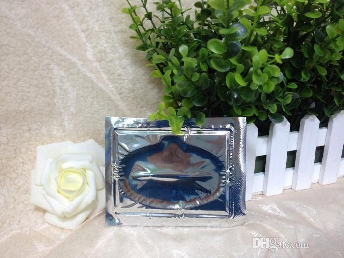 Women Gold Collagen Protein Crystal Moisturizing Lip Film for Winter Crystal Collagen Lip Mask
