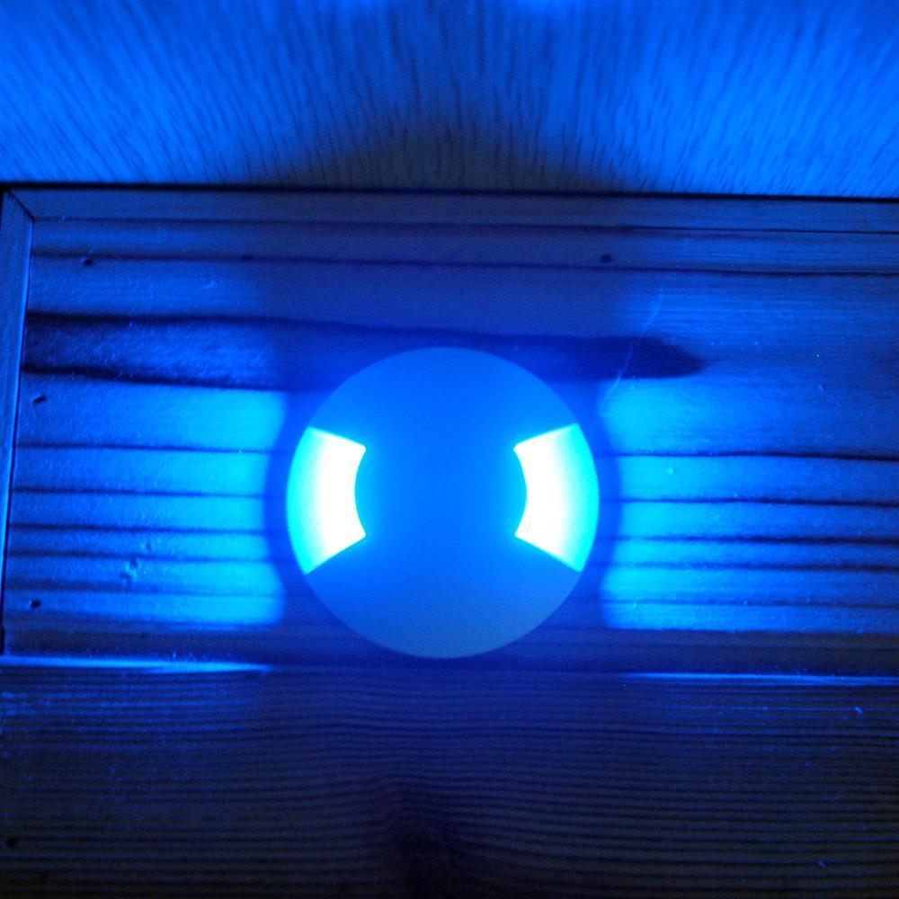 Großhandel Led Buried Light Dc12v Wasserdichte Unterirdische Lampen ...