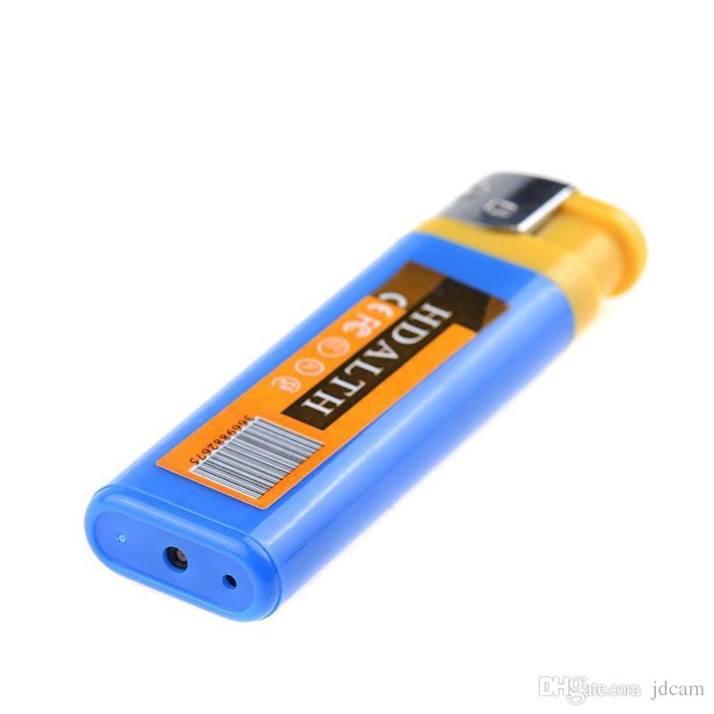 Portátil Mini Isqueiro DVR Filmadora Gravador De Áudio e Vídeo Mini DV DVR Mini Isqueiro Câmera De Vigilância De Segurança Camcorder DVR