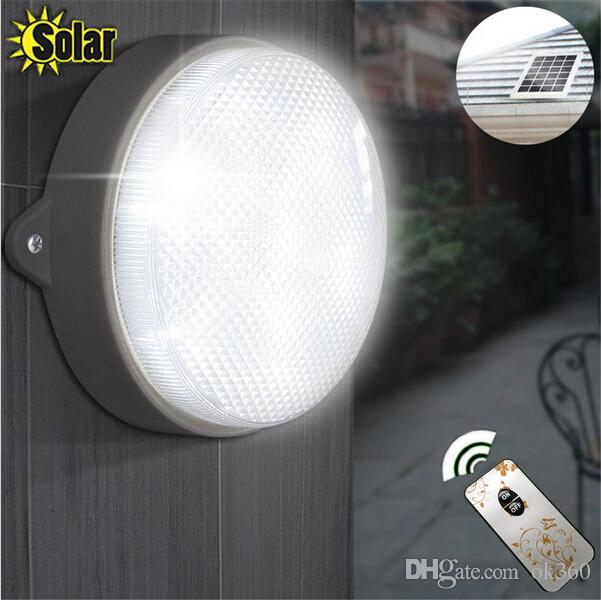 2018 solar garden lights garden wall lamps solar powered led ceiling 2018 solar garden lights garden wall lamps solar powered led ceiling lighting outdoor solar street light with ir remote control from ok360 467 dhgate aloadofball