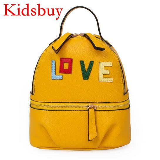 Kidsbuy Children'S Small Lovely Design Backpacks Kids Mini School ...