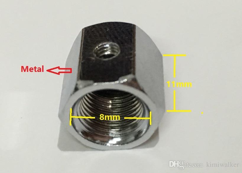 4 teile / satz weiß und schwarz farbe kreuz muster Metall diebstahl Stil Auto Rad Reifen Ventile Reifen Staubkappen für alle auto