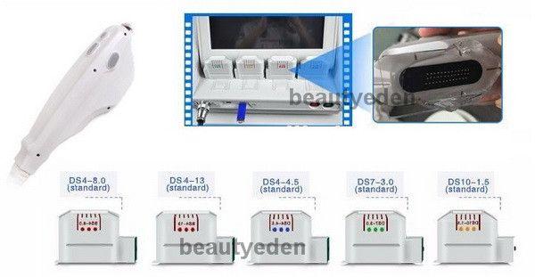 5 Dicas Medical Grade HIFU High Intensity Focused Ultrasound rugas Remoção de corpo emagrecimento Face Lift HIFU rugas remoção máquina