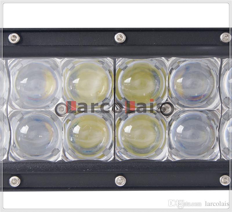 22 Zoll 200W 5D gebogene CREE LED Arbeits-Licht-Stange für Traktor-Boot OffRoad 4WD 4x4 LKW SUV ATV-Stellen-Flut-kombinierten Strahl 12V 24v mit Verdrahtungskit