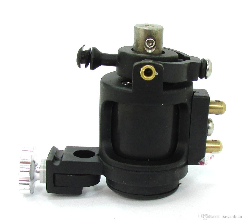 Professional Light Silent Black Rotary Motor Machine Supply Tattoo Ink Light Weight