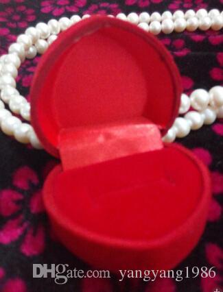 Envío gratis al por mayor bien 8CT Big Stone blanco zafiro 14kt oro blanco lleno GF Simulated Diamond Anillo de compromiso de la boda