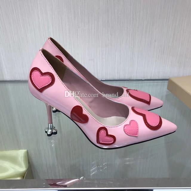 Amazing Stiletto heels Womens Office Shoes Real leather Ladies Dress Wedding Party Shoes