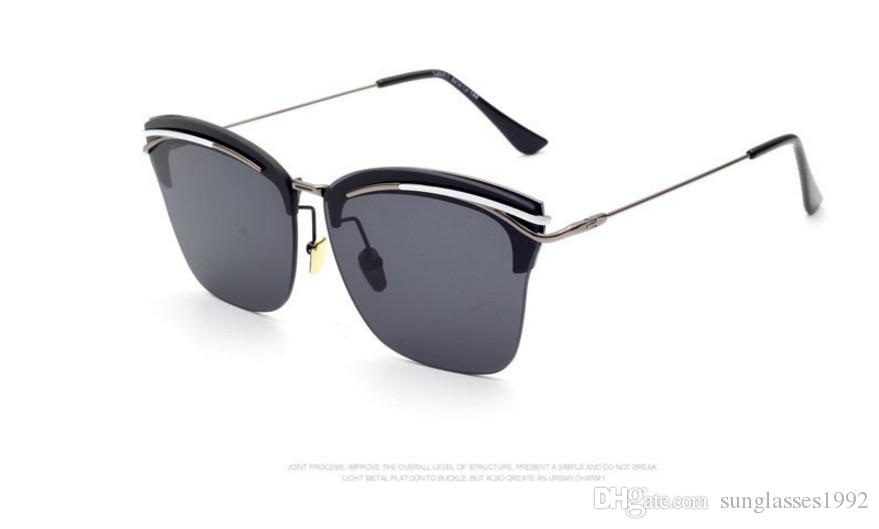 standard-definition and high resistance to fatigue glasses aluminum magnesium classic Toad sunglasses Polarized Sunglasses
