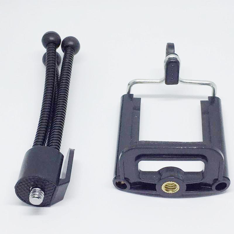 Evrensel Esnek Mini Tripod Taşınabilir Ahtapot Cep Telefonları Kameralar Kamera Için Montaj Braketi Tutucu Monopod Standı