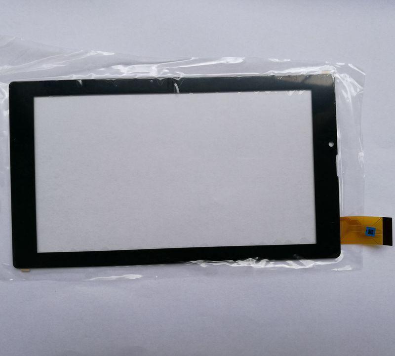 7 인치 Digma Optima 3G TT7021PG FPC-FC70S706-01 용 교체 터치 스크린 디지타이저 YLD-CEG7253-FPC-A0 P031FN10869A 터치 패널
