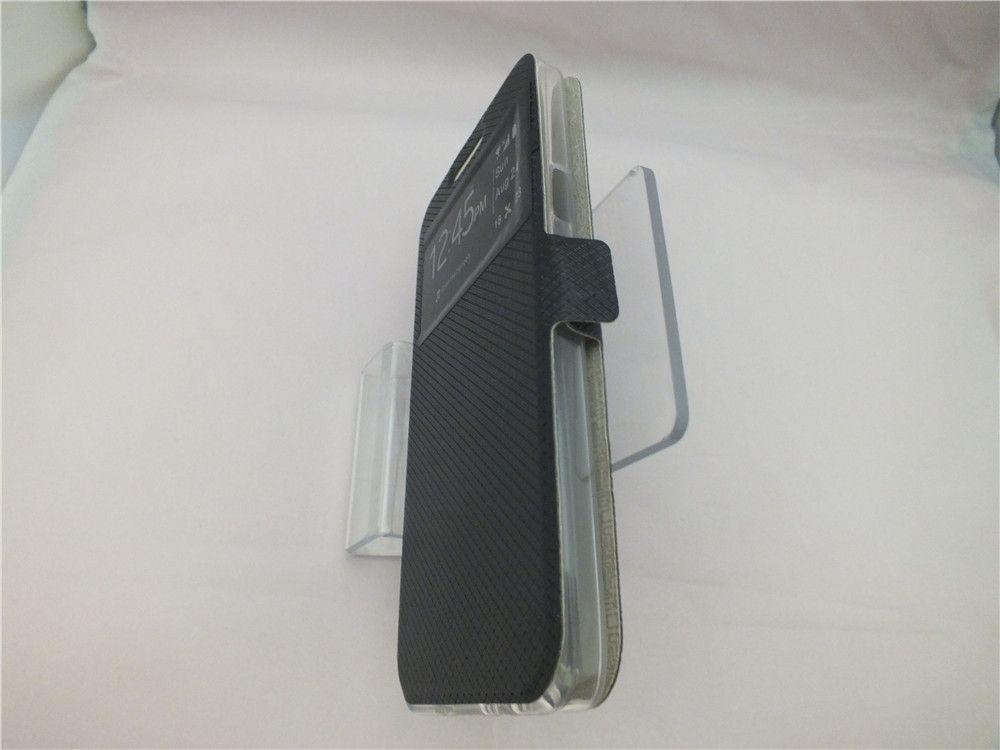 Capa de couro pu phone flip à prova de choque capa para samsung galaxy note 3 / nota 4 / nota 5 / nota 6 / mega 6.3 i9200 / mega 5.8 i9150