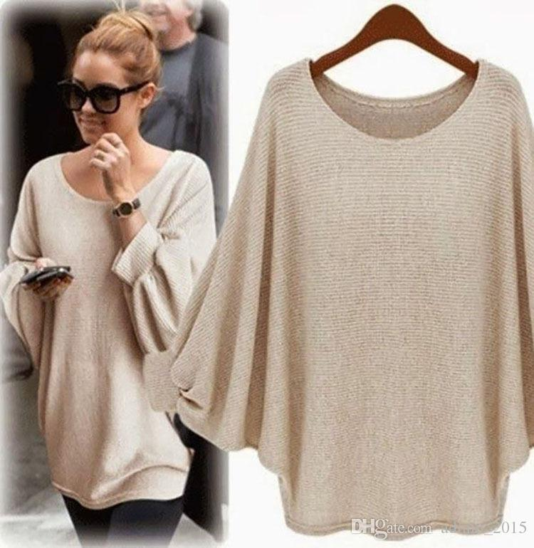 2018 New Fashion Popular Style Womens Sweaters And Pullovers O ...