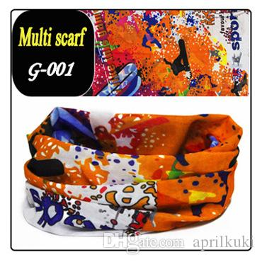 2016 Outside sport magicaf magic bandanas summer ride bandanas sunscreen face mask muffler scarf set seamless