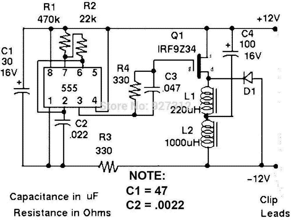 2 volts lead acid battery desulfator desulfater kit diy