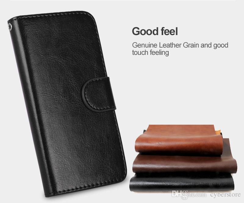 Galaxy Note 9 S9 S9 S7 2in1 Portafoglio magnetico rimovibile rimovibile in pelle iPhone XS MAX X 7