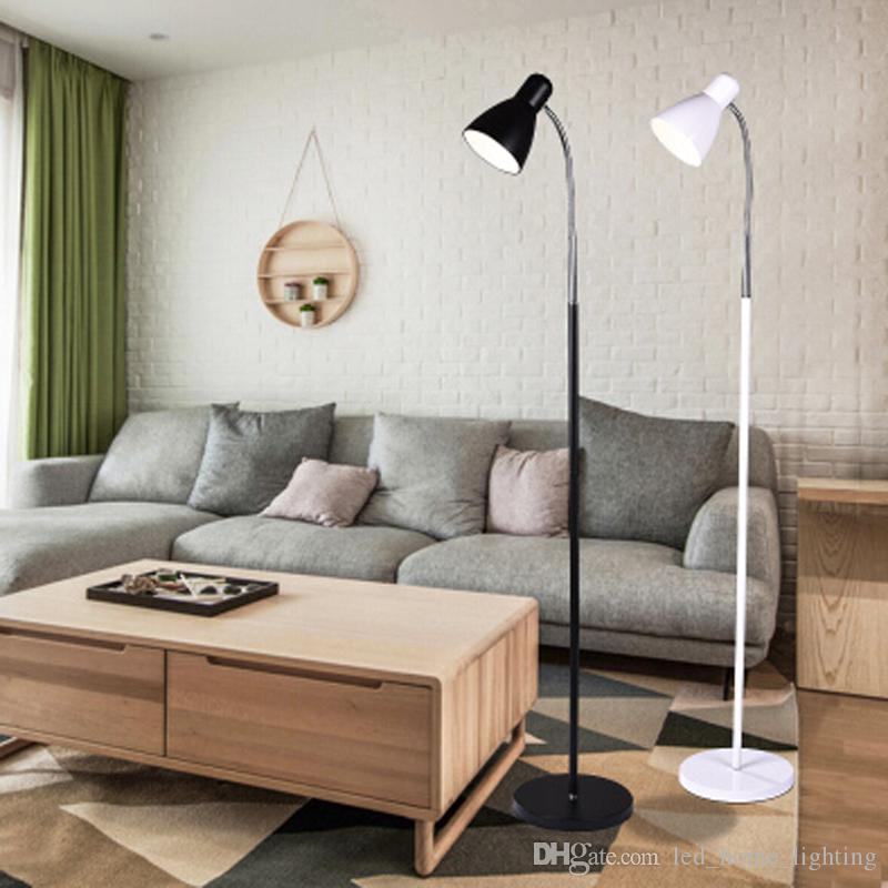 Modern Nordic LED Floor Lamp Energy Saving Floor Light for Sitting ...